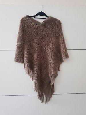 Kimono marrón grisáceo