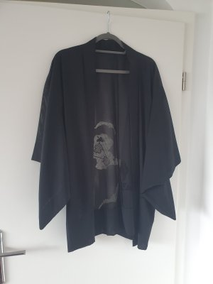 Unisex blazer zwart Polyester