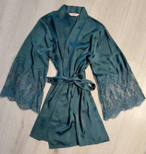Hunkemöller Kimono bleu pétrole