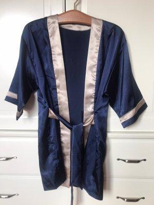 Daniel Hechter Kimono donkerblauw-lichtroze Polyester