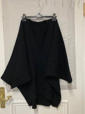 asm anna Kimono sweater zwart