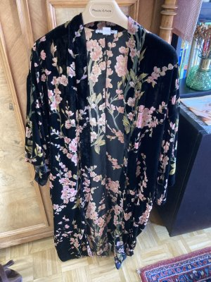Kimono Samt Jacke aus USA