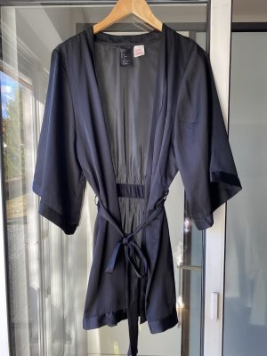 H&M Kimono black