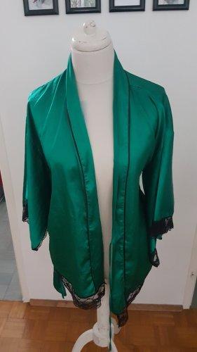 Kimono Smaragdgrün
