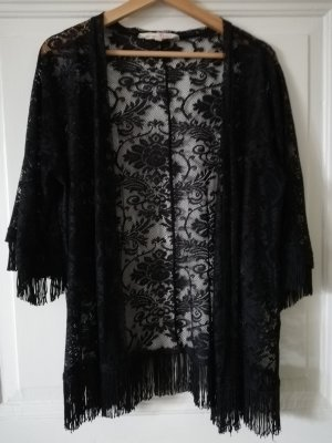 Tom Tailor Denim Kimono noir