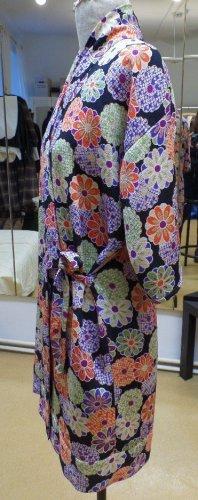 Kimono stylisch, Stoff und Muster original aus Japan, Größe 36-42