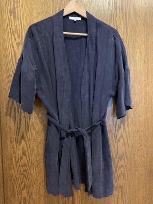 Second Female Kimono dark blue-blue