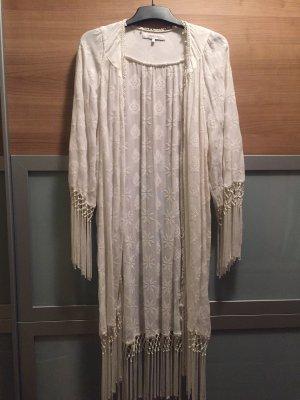 Zara Kimono white