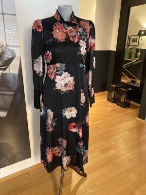 Zara Longsleeve Dress multicolored polyester