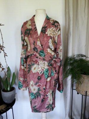 Jacqueline de Yong Hippie Dress multicolored polyester