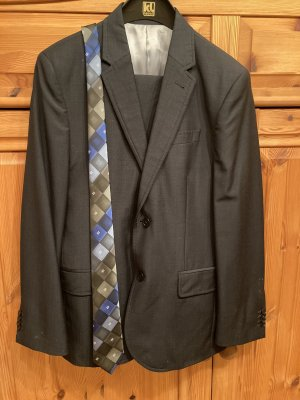 H&M Business Suit multicolored