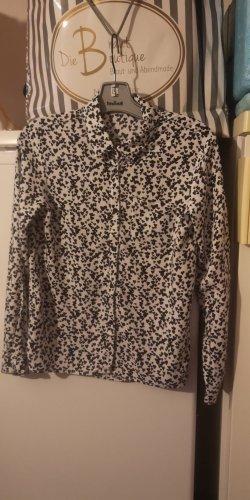 H&M Conscious Collection Cols de blouses blanc-noir