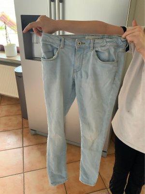 Zara Kids Boyfriend Jeans azure