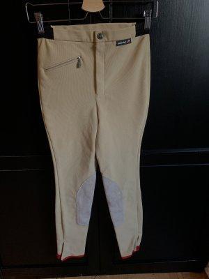 Pantalon d'équitation beige-crème