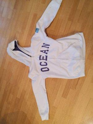 Sweat Jacket white