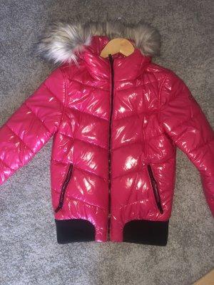 CoolCat Winter Jacket neon pink