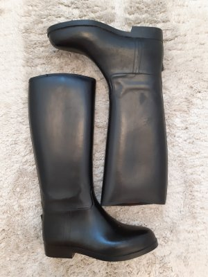 Swing Riding Boots black