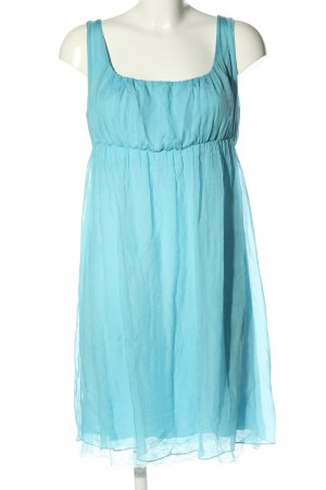 King Kong Babydoll Dress turquoise casual look