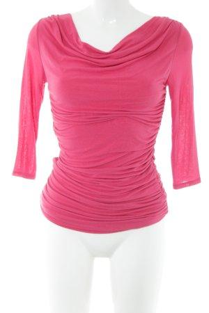 King Kong Longshirt pink Casual-Look
