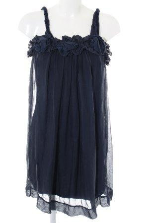 King Kong Minikleid blau Casual-Look