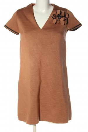 King Kong Stretch Dress brown casual look