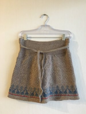 King Loui Knitted Skirt multicolored