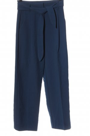 King louie Pantalone jersey blu stile casual