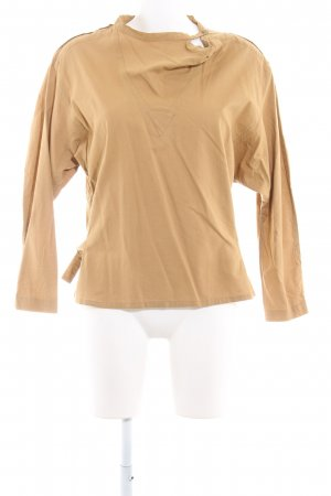 King's Vintage-Bluse beigebraun