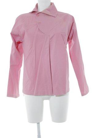 King's Vintage-Bluse rosa
