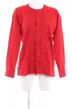 King's Vintage-Bluse rot