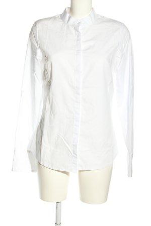 Kinga Mathe Blusa tradizionale bianco stile professionale