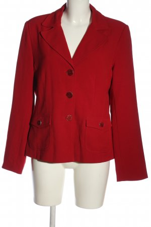 Kingfield Short Blazer red casual look