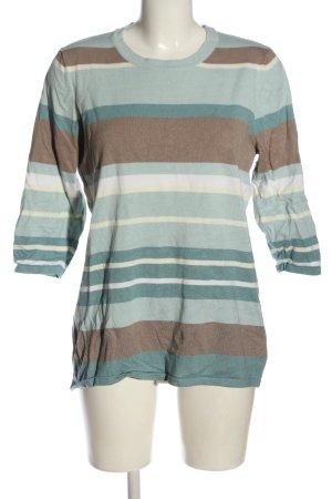 Kingfield Crewneck Sweater striped pattern casual look