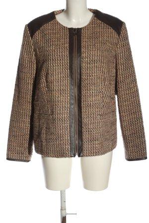 Kingfield Between-Seasons Jacket brown flecked casual look