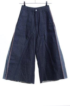 Kings of Indigo High Waist Jeans blau Casual-Look