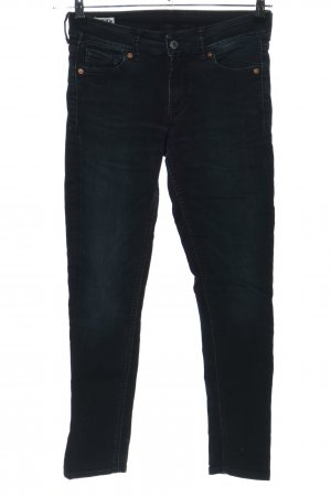 Kings of Indigo Slim Jeans blau Casual-Look