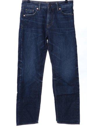 Kings of Indigo Straight-Leg Jeans blau Casual-Look