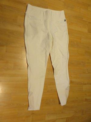 KINGSLAND Pantalone da equitazione bianco Tessuto misto