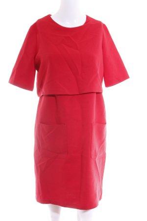 Kiomi Abendkleid hellrot Casual-Look