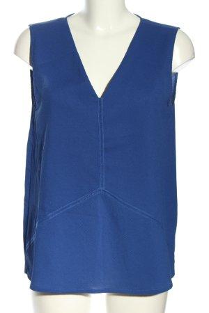 Kiomi ärmellose Bluse blau Casual-Look