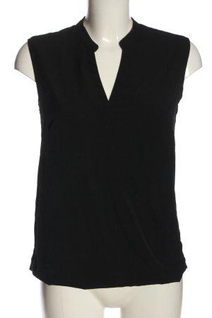 Kiomi Blusa senza maniche nero elegante