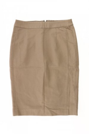 Kiomi Pencil Skirt olive green cotton