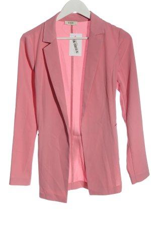 Kiomi Blouse Jacket pink casual look