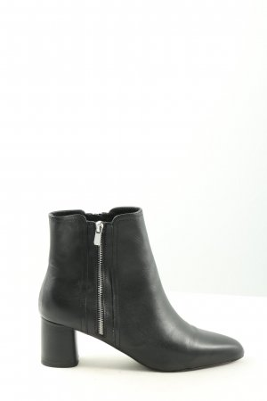 Kiomi Booties schwarz Business-Look