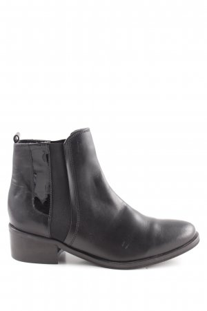 Kiomi Booties schwarz Casual-Look