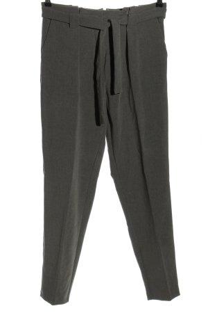 Kiomi Pleated Trousers light grey casual look