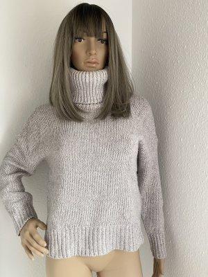 KIOMI Damen Rollkragenpullover - light grey Gr.S