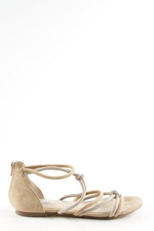 Kiomi Dianette Sandals natural white casual look