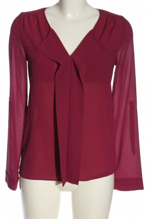 Kiomi Hemd-Bluse pink Business-Look