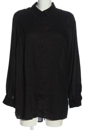 Kiomi Camicia blusa nero stile casual